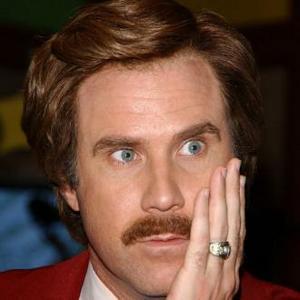 Anchorman 2 Will Ferrell Ron Burgundy