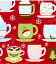 Mugs of Merriment Gift Wrap