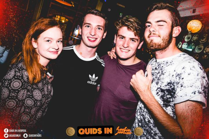 Quids In Liverpool Student Night 2