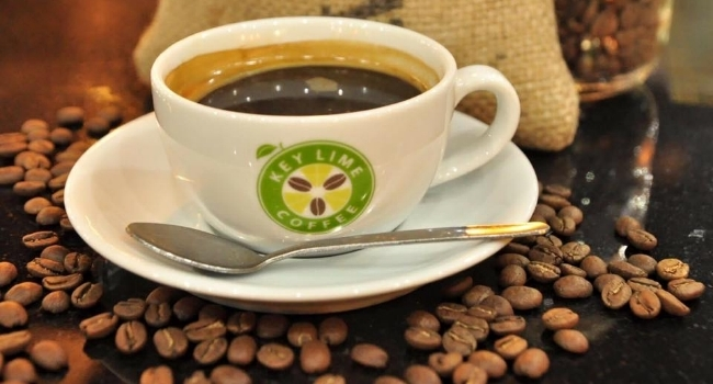 Coffee from Key lime Coffee in Liverpool