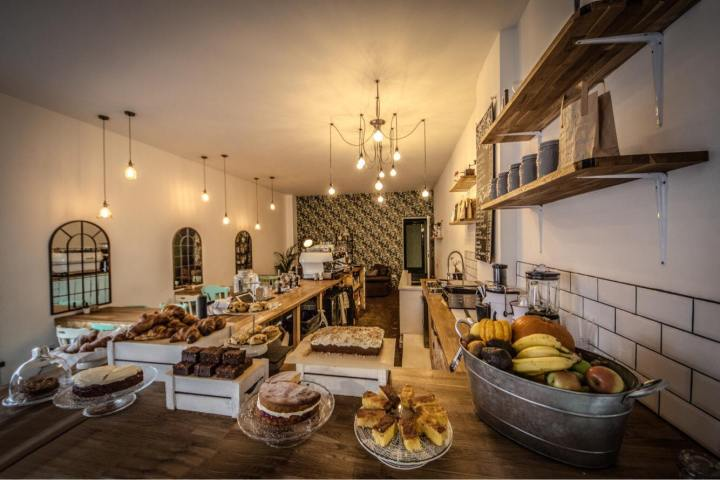 The Specialty Coffee Shop Nottingham
