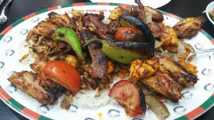 best halal restaurants in Nottingham