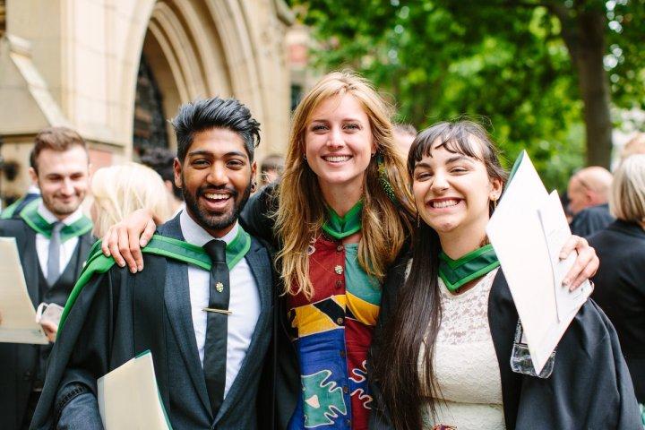 Leeds Uni Graduation