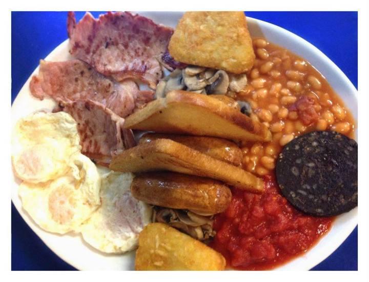 Popinas Leeds Mega Breakfast