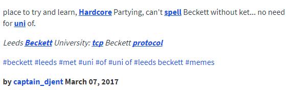 UD Leeds Beckett