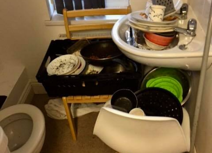 , 17 of the most shockingly filthy student places in the UK