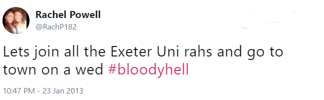 Exeter-Uni-Banter
