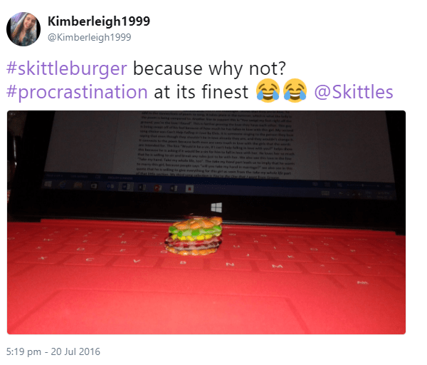 skittle-burger