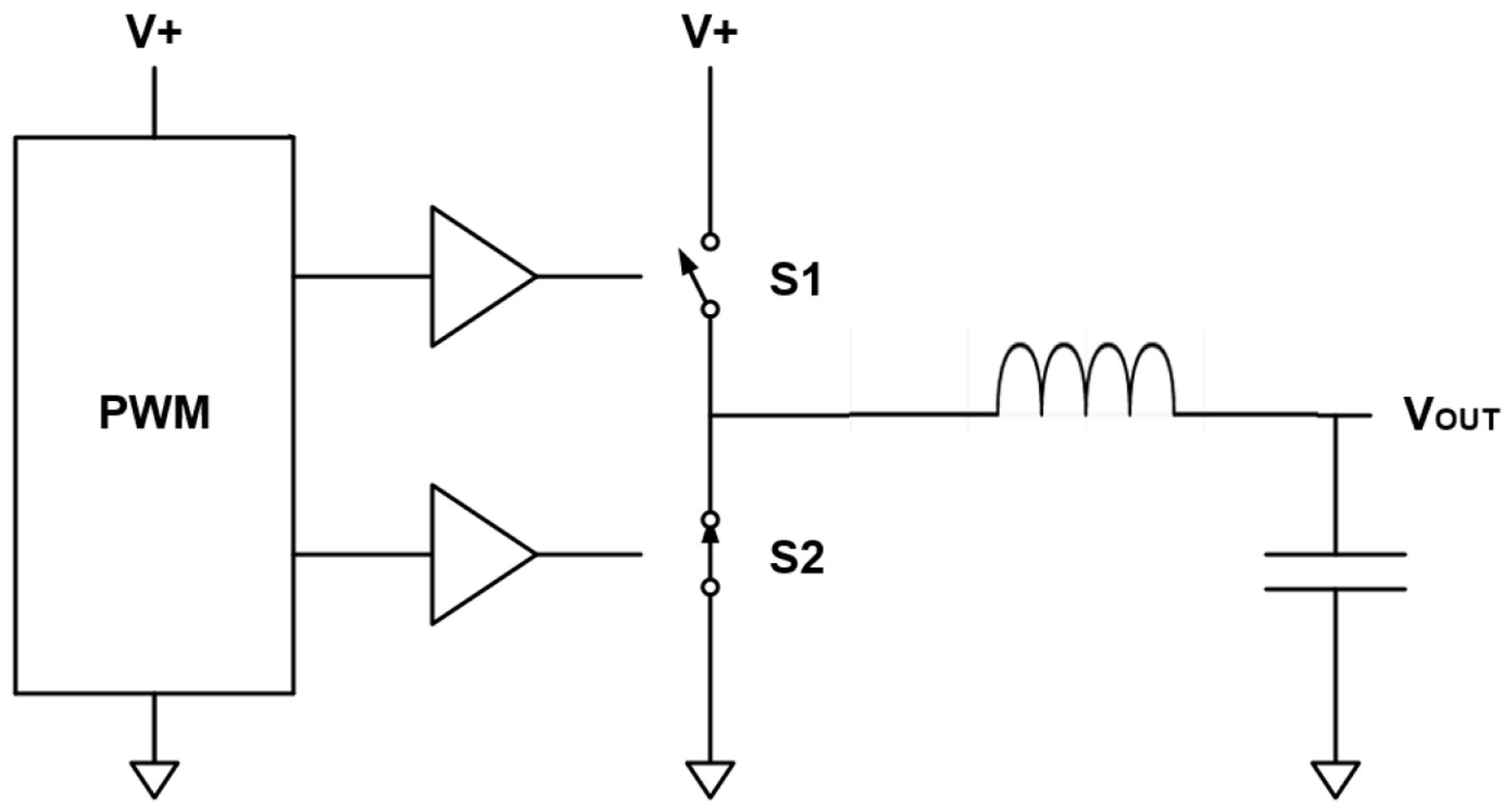 Automotive Secondary Rail Power Supply Regulator