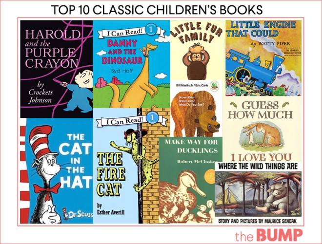 Children's Books: Top 80 Kids Books of All Time