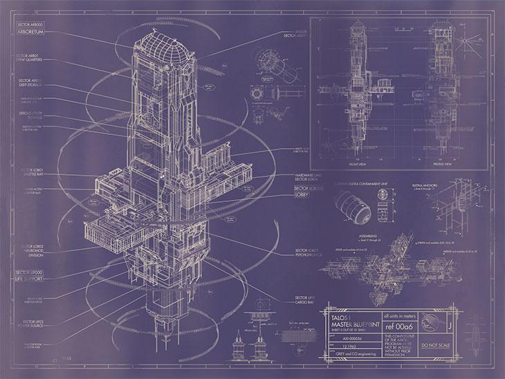 Prey - A Guided Tour of Talos I 5