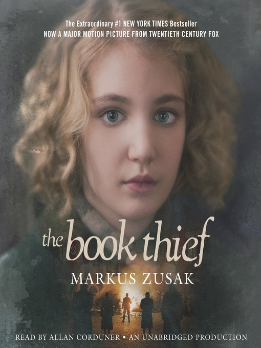Bilde av bok: The Book thief - Markus Zusak