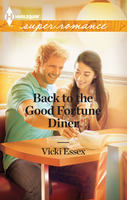 Back to the Good Fortune Diner by Vicki Essex