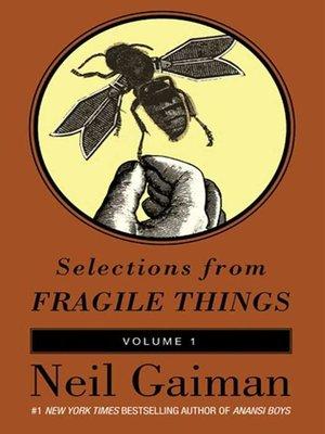 768 results for neil gaiman · OverDrive: eBooks ...