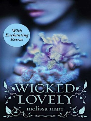 Click this cover for a(n) eBook sample of Wicked Lovely with Bonus Material.