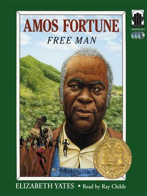Cover of Amos Fortune