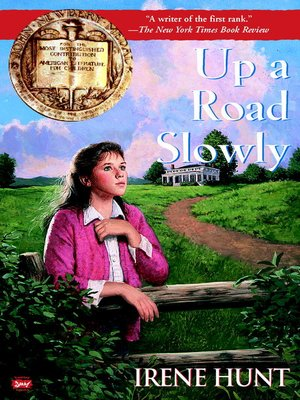 Cover of Up a Road Slowly