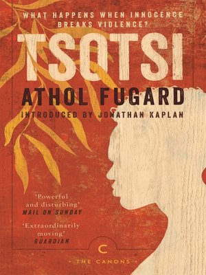 Cover of Tsotsi