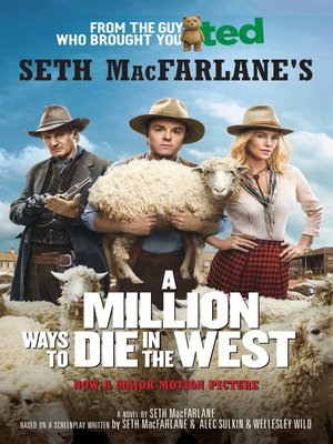 Cover of A Million Ways to Die in the West