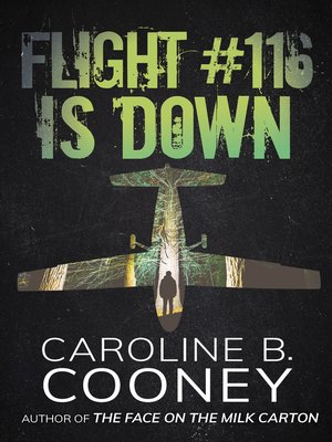 Cover of Flight #116 Is Down