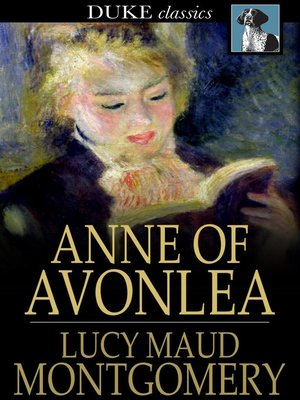 Cover of Anne of Avonlea