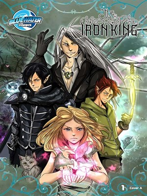 Cover of Iron King, Issue 1