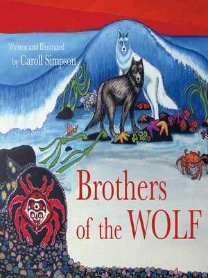 Cover of Brothers of the Wolf