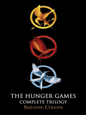 Click this cover for a(n) eBook sample of The Hunger Games Complete Trilogy.