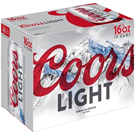 coors light beer near you always ready