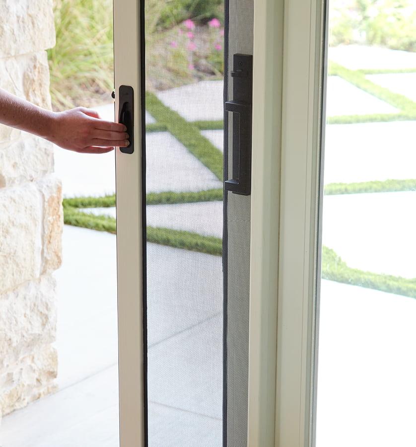 screens for wood patio doors pella