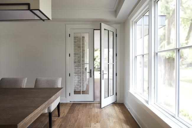 hinged vs sliding patio doors pella