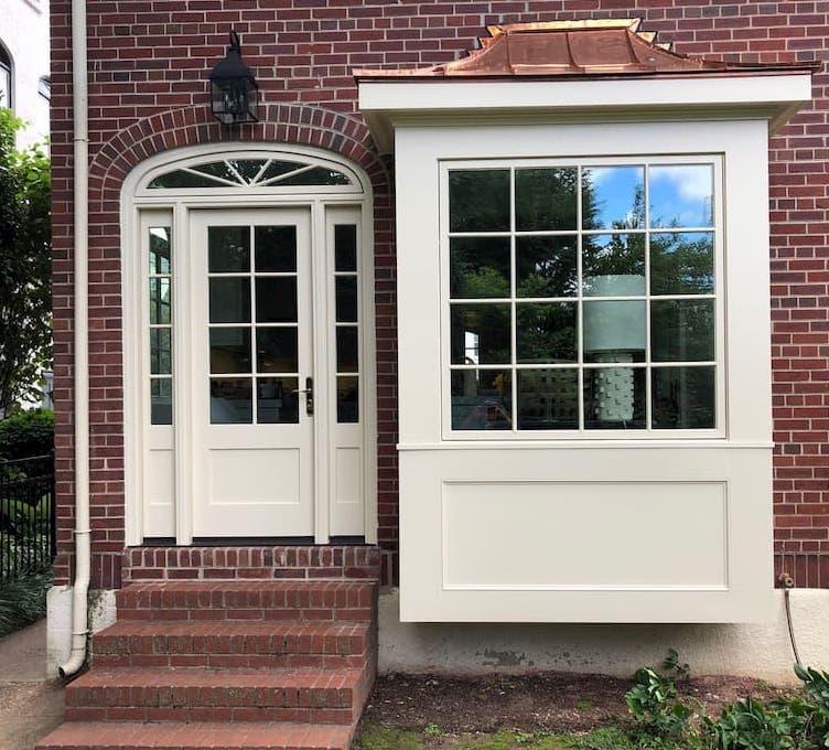 traditional patio doors pella