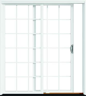 grilles for fiberglass patio doors pella