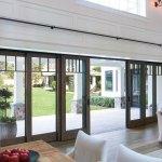 Pella Architect Series Traditional Wood Multi Slide Patio Doors Pella