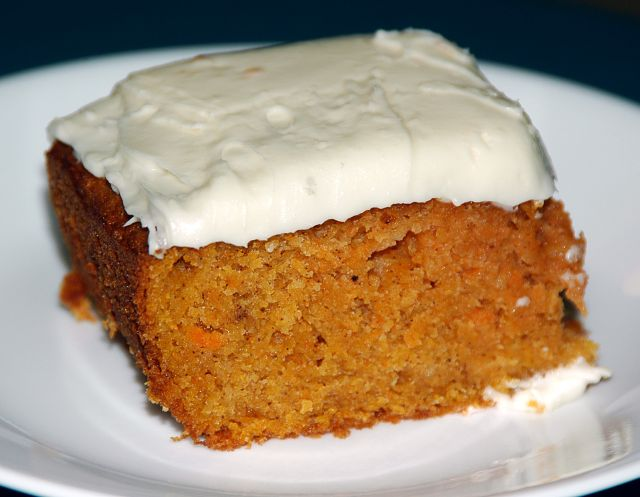 Carrot Pulp Cake  Part I   Test Recipes   Cooking For Engineers