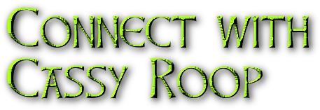 Connect with Cassy Roop