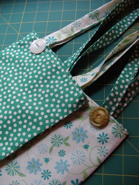 Fat Quarter Purses How To Make A Tote Bag Sewing On