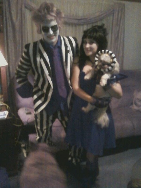 Beetlejuice Lydia And The Sandworm 183 A Full Costume