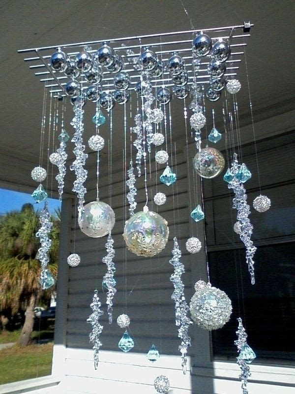 Ornament Chandelier 1 2