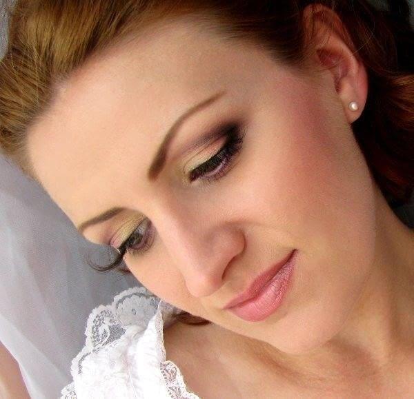 RomanticWedding Makeup How To Create A Prom Eye Makeup