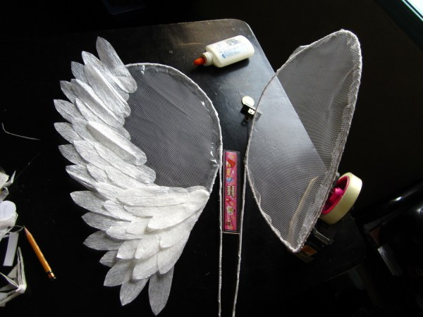 Angel Wings Project · A Wing · Home + DIY on Cut Out ...