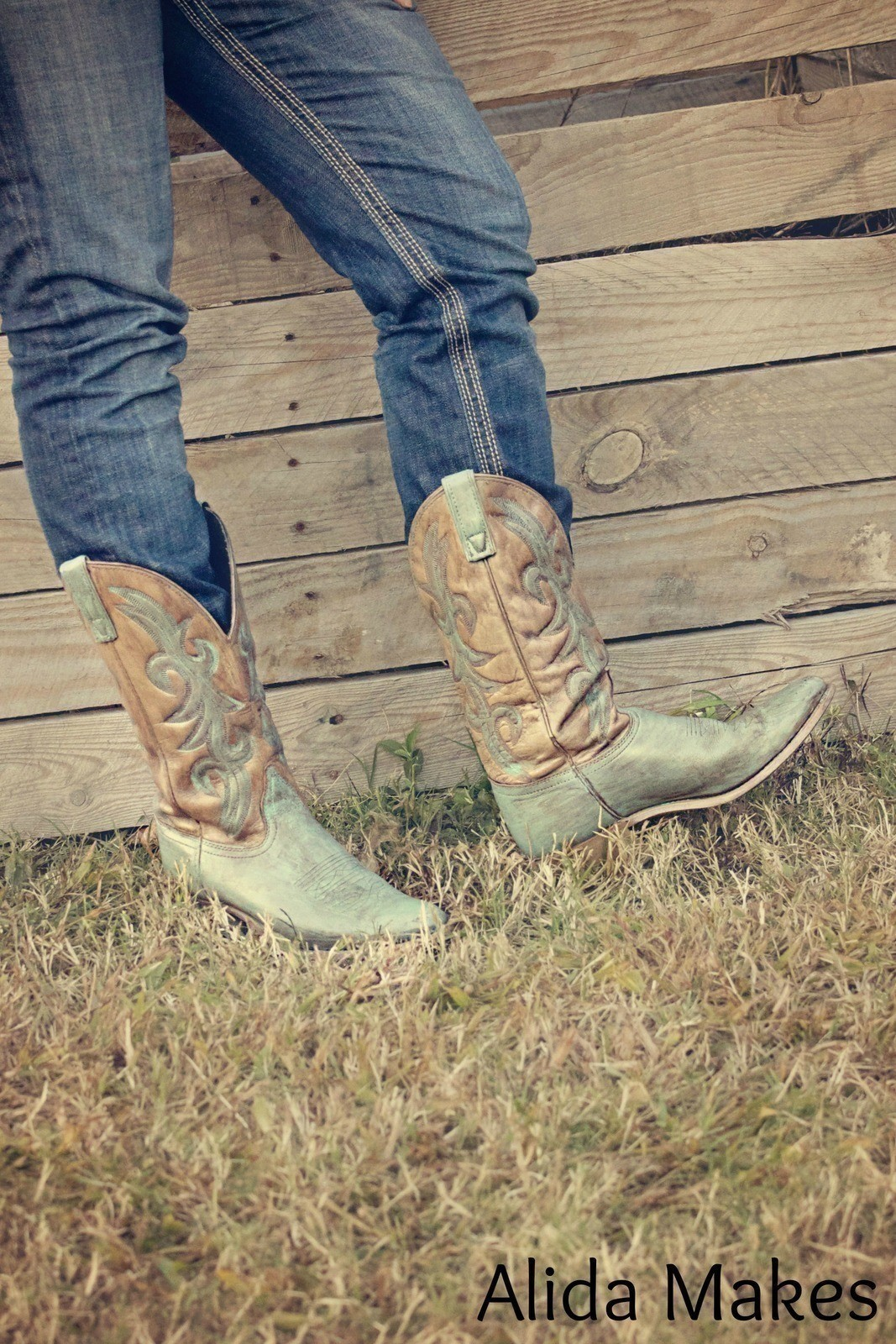 Diy Turquoise Cowboy Boots 183 How To Make A Pair Of Cowboy