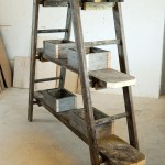Ladder Plant Stand Extract From Woodworking For The Weekend By Mark Griffiths How To Make A Garden Project Plant