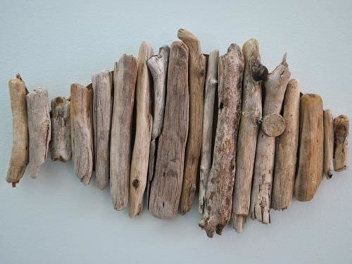 Driftwood Fish How To Make A Twig Ornament Art On Cut Out Keep How To By Zoefeast