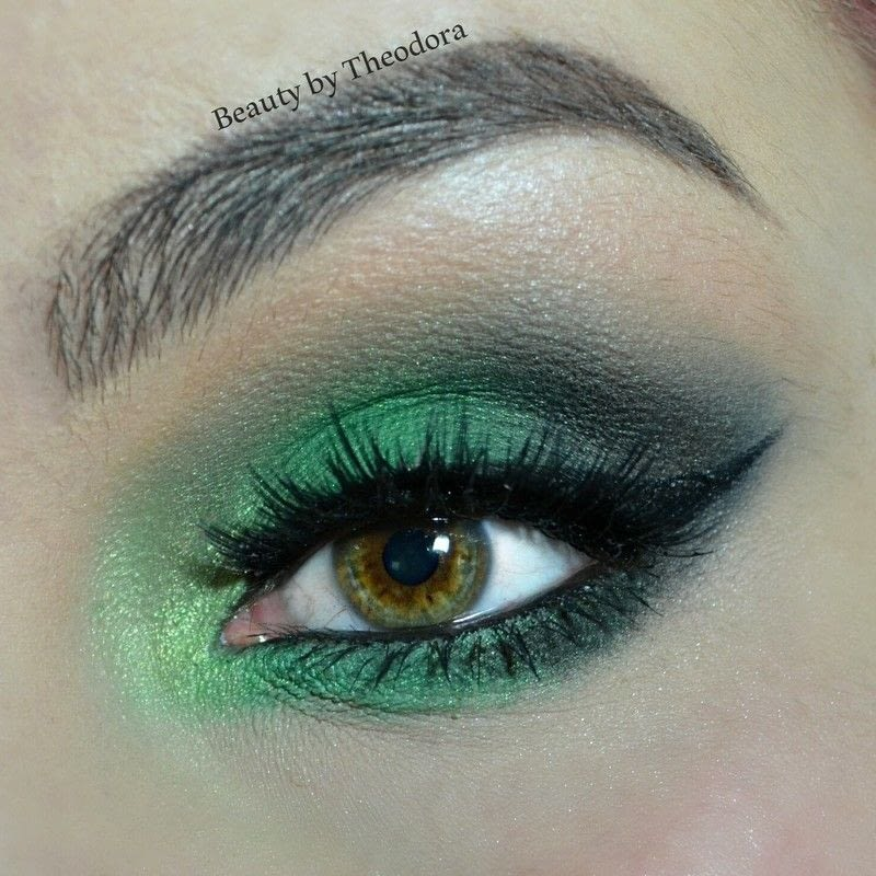 Green Smokey Eye 183 How To Create A Smokey Eye 183 Beauty On