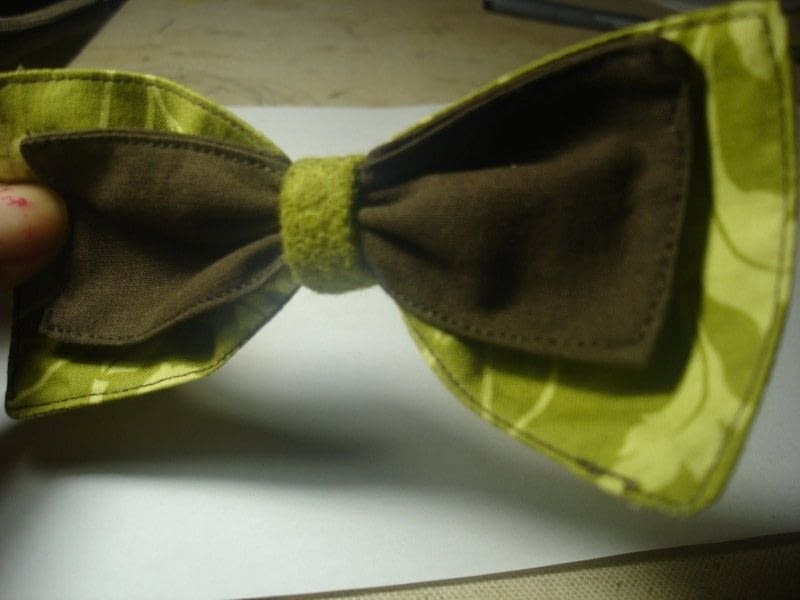 Fabric Bow 183 How To Make A Hair Bow 183 Jewelry Making And