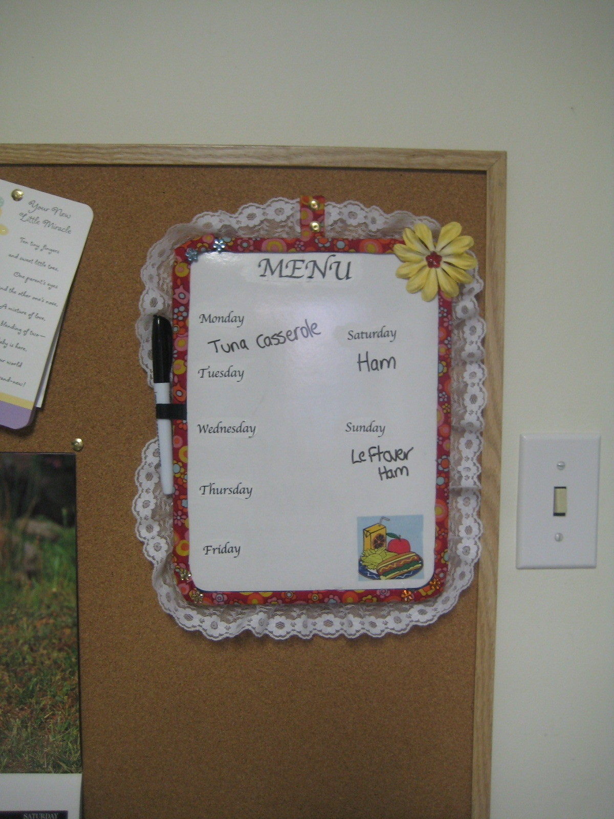 Books And Dry Erase Boards