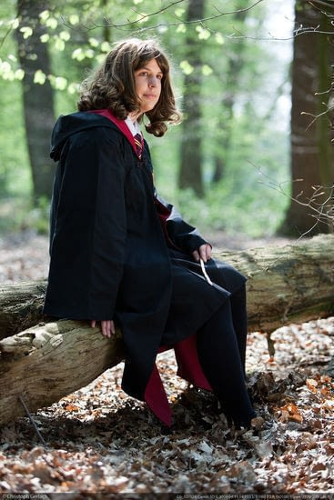 Hermione Granger Cosplay A Full Costume Dressmaking On
