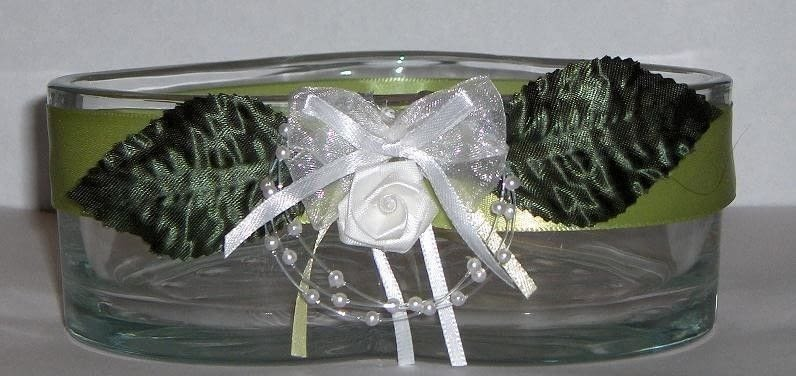 Heart Shaped Wedding Candle Holders A Votive Candle