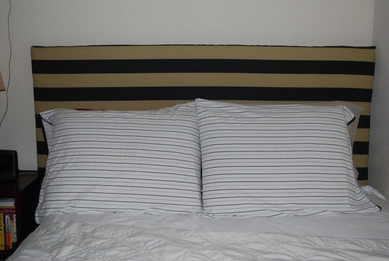 Diy Upholstered Headboard How To Make A Bed Headboard